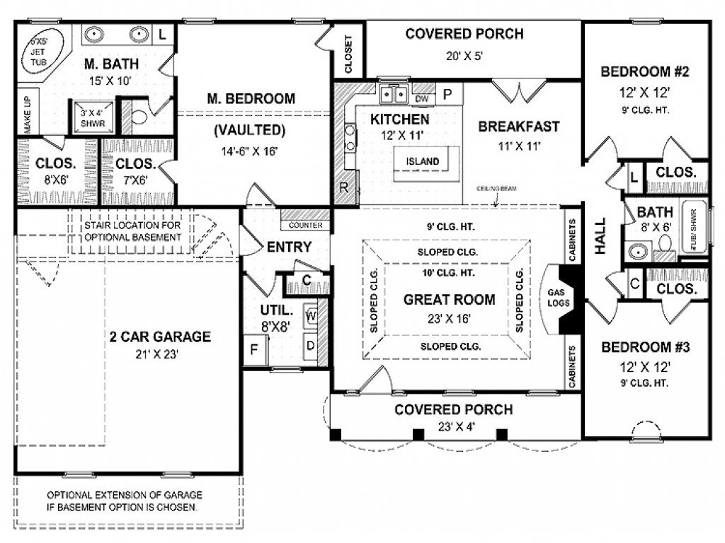 Best Small One Story House Plans Best One Story House Plans With Pictures