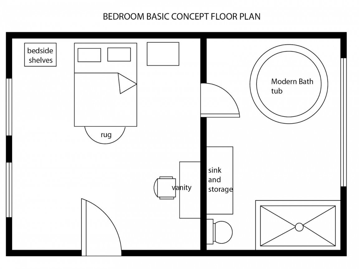 Best Basic 3 Bedroom Floor Plans Bedroom Furniture In South Africa 4 Bedroom House Floor Plan With Pictures