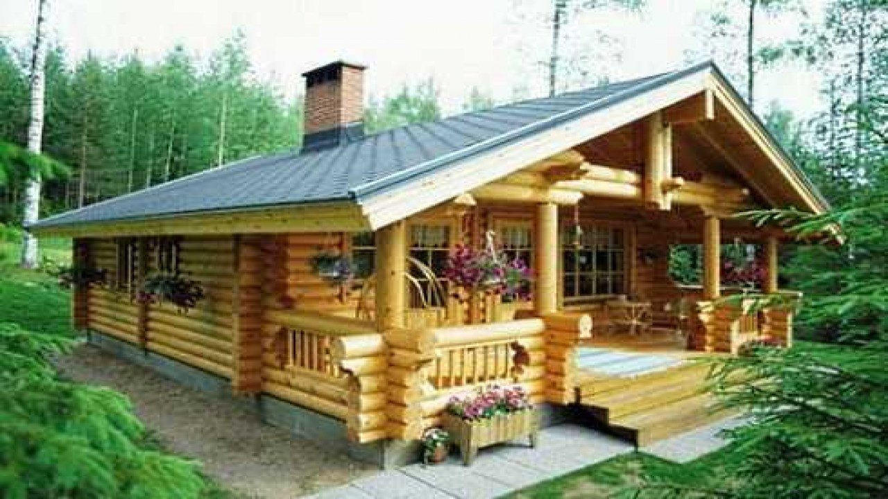 Best Small Log Cabin Kit Homes Pre Built Log Cabins 2 Bedroom With Pictures