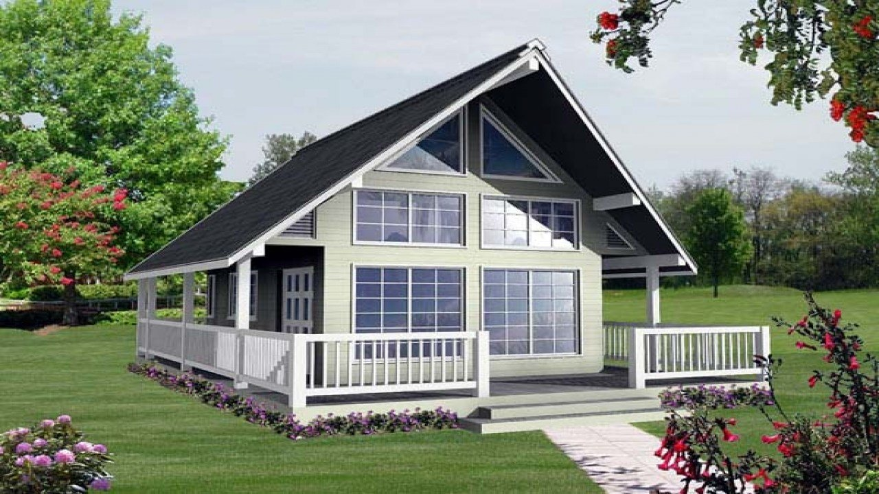 Best Small Vacation House Plans With Loft Small Two Bedroom With Pictures