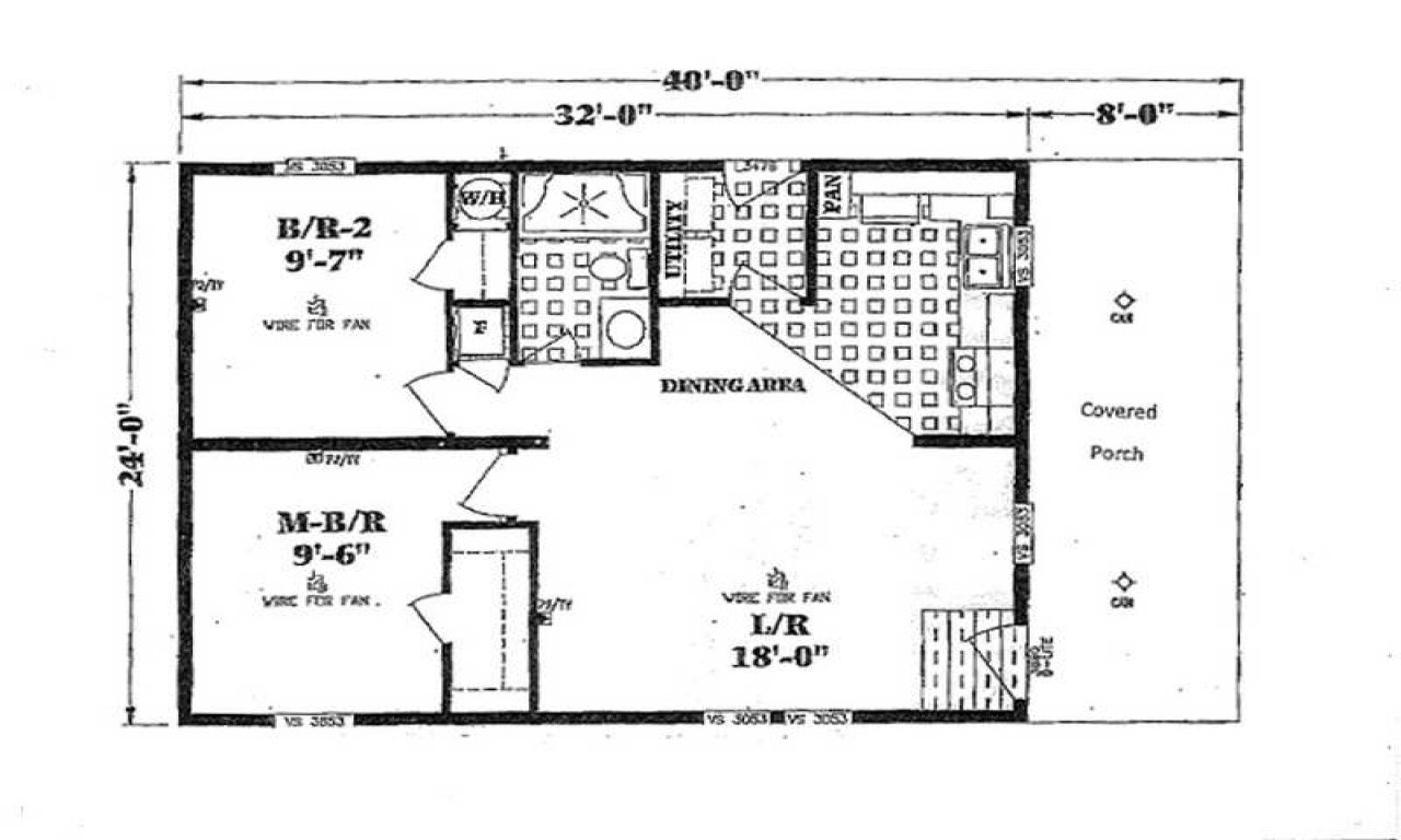 Best Small Double Wide Mobile Home Floor Plans Double Wide With Pictures