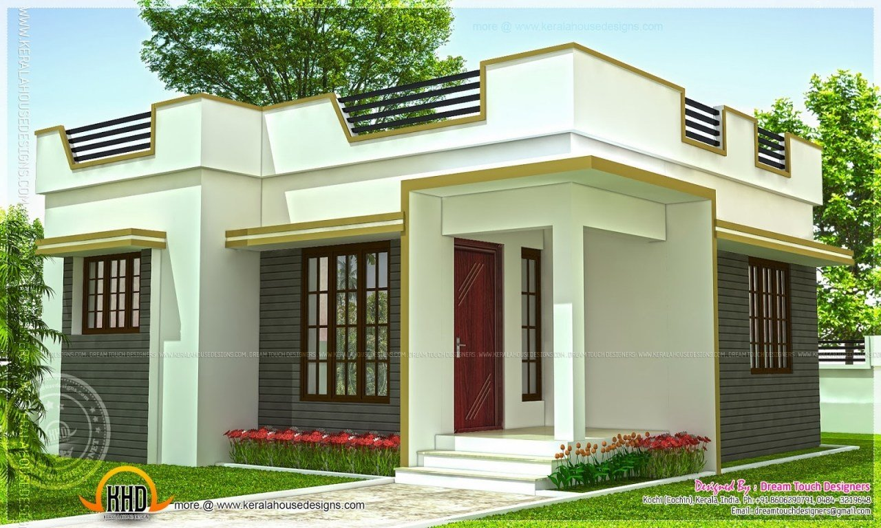 Best Kerala 3 Bedroom House Plans Small House Plans Kerala With Pictures