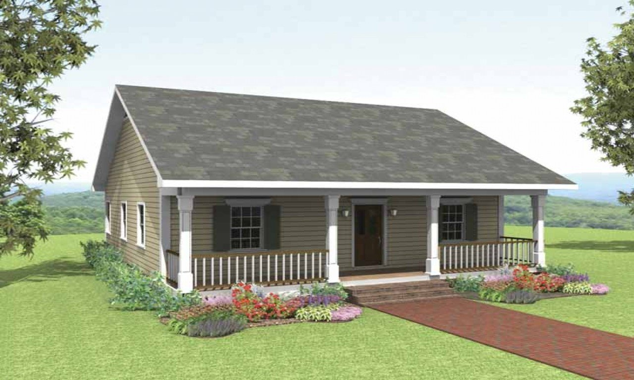 Best Small 2 Bedroom Cottage House Plans 2 Bedroom Retirement With Pictures