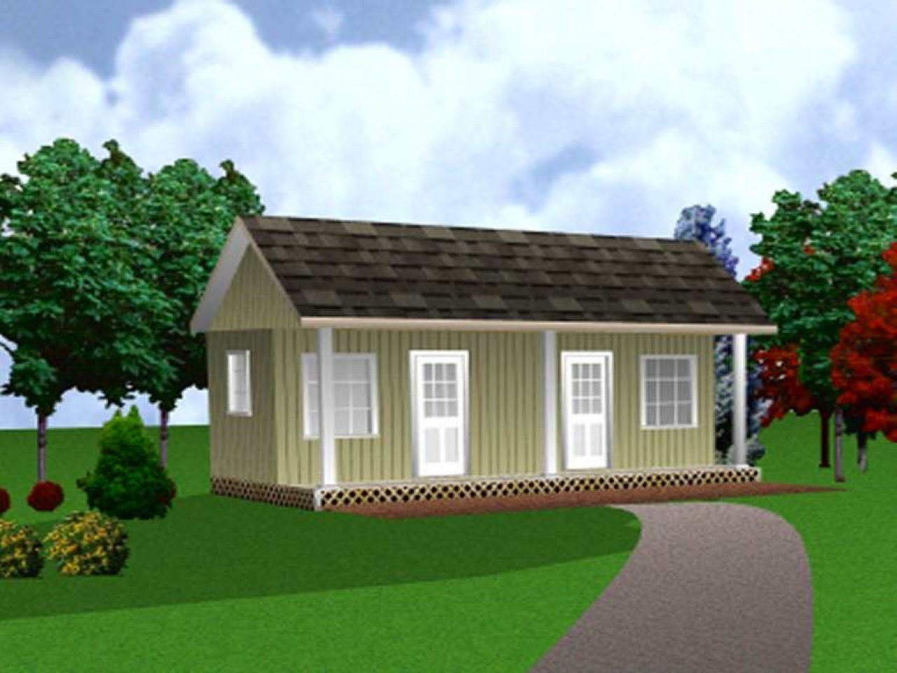 Best Small 2 Bedroom Cottage House Plans Economical Small With Pictures