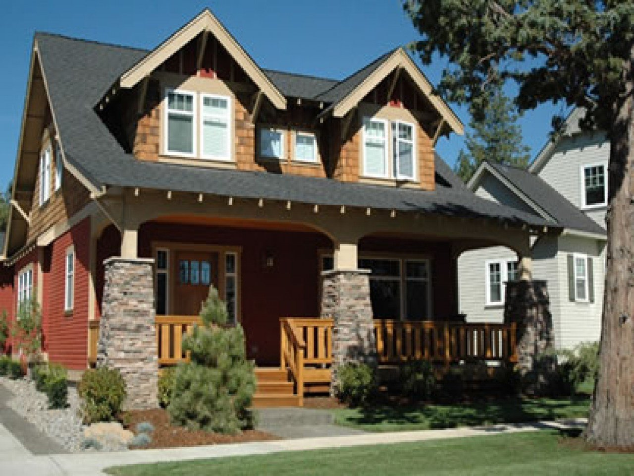 Best Arts Crafts Home Plans Bungalow Style House Plans 4 With Pictures