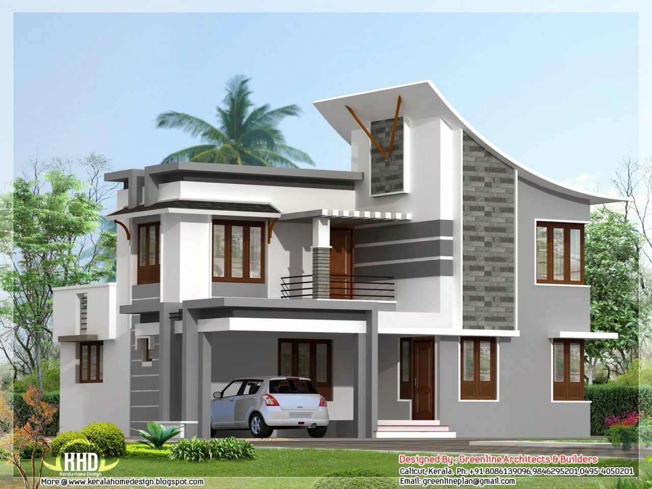 Best Modern 3 Bedroom House Modern House Design In Philippines With Pictures