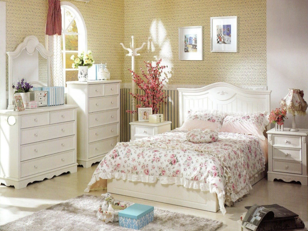 Best Small Country Bedroom Ideas Country Style Bedrooms With Pictures
