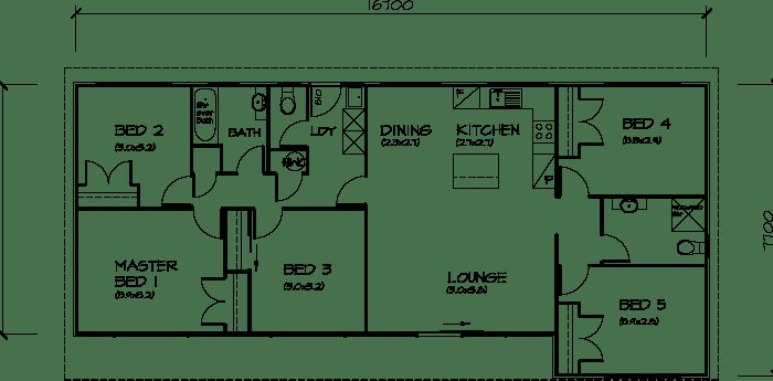Best 5 Bedroom Transportable Homes Floor Plans With Pictures