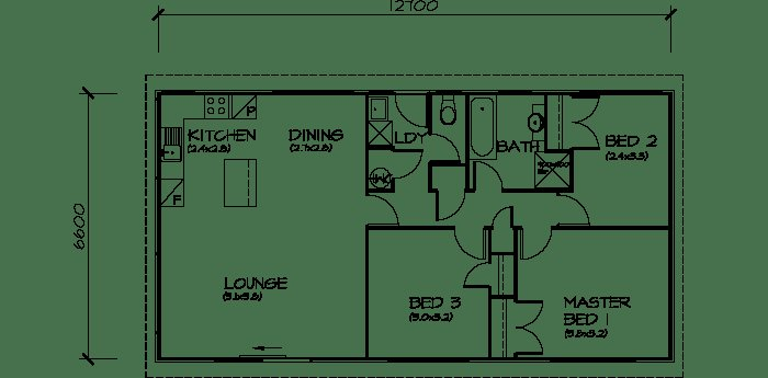 Best 3 Bedroom Transportable Homes Floor Plans With Pictures