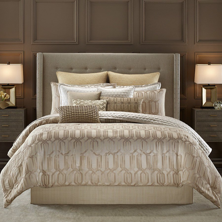 Best Candice Olson Interplay Comforter Set From Beddingstyle Com With Pictures