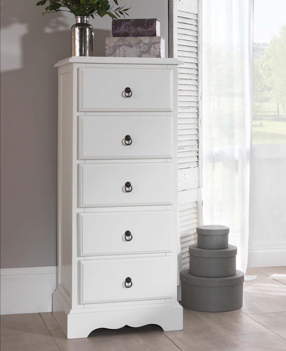 Best Romance White Bedroom Furniture Bedside Table Chest Of Drawers Bed Wardrobe Ebay With Pictures