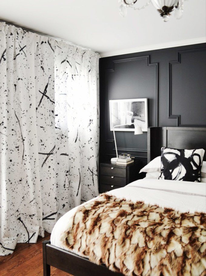 Best Splashy Splattered Paint Decor The Tao Of Dana With Pictures