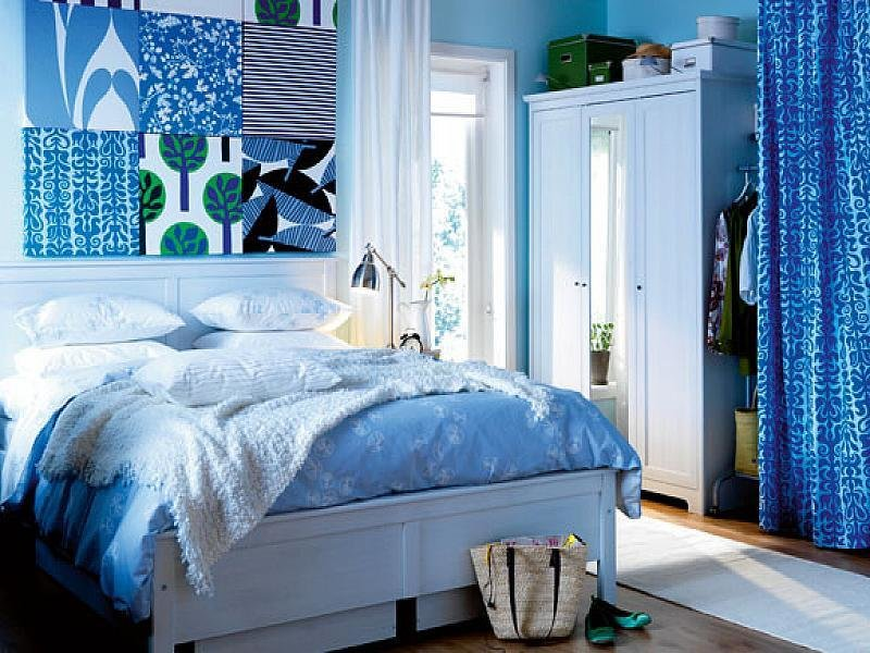 Best Blue Bedroom Color Ideas Blue Bedroom Colors Home With Pictures