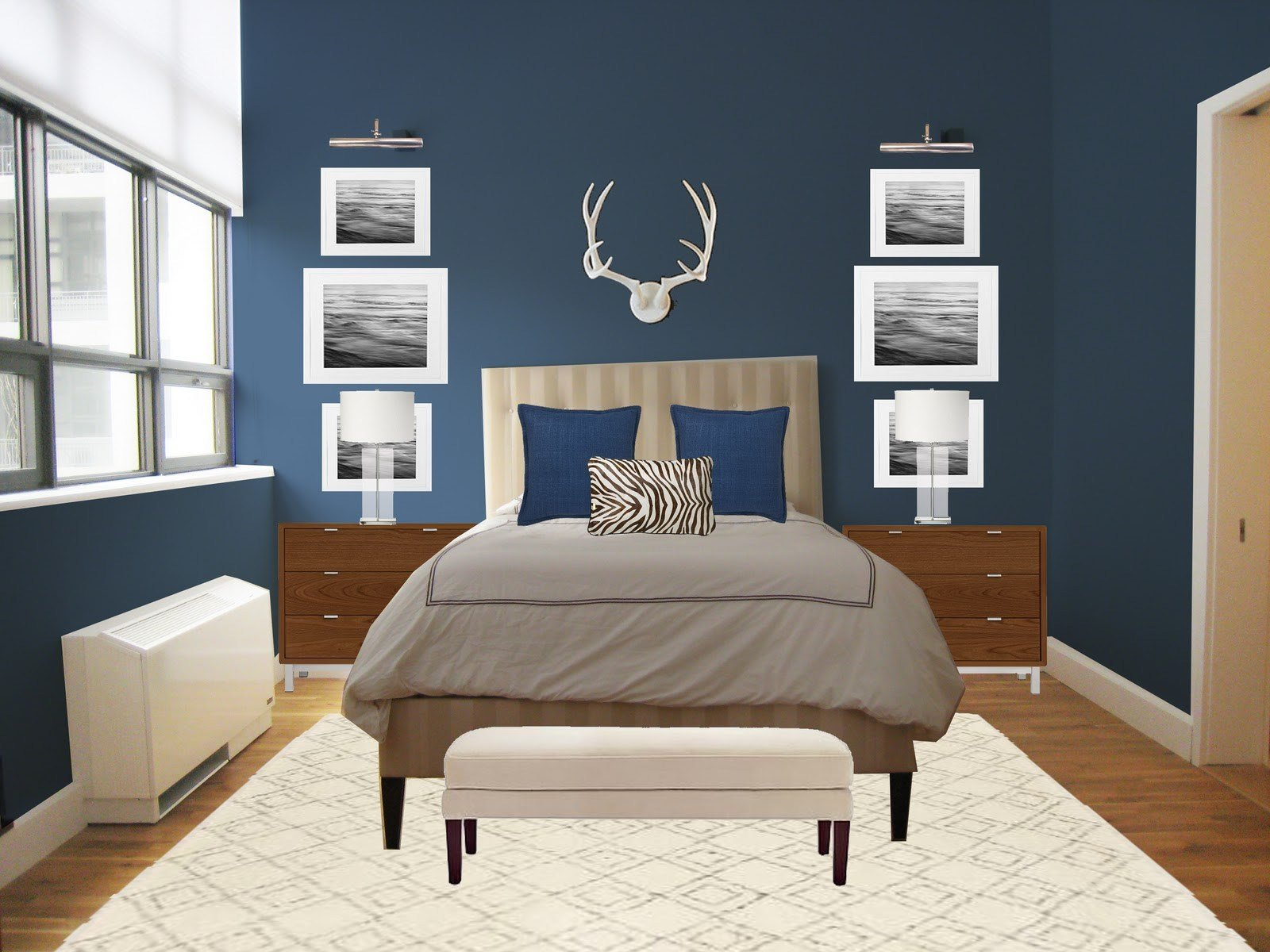 Best What Is The Best Color For Bedroom With Cool Blue And With Pictures