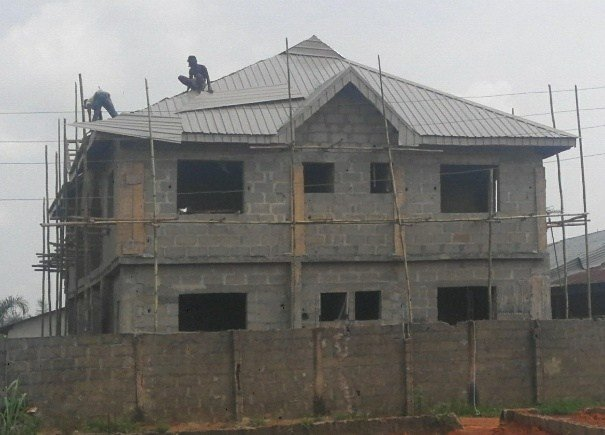 Best Roofing A 3 Bedroom Block Of 4 Flat In Lagos Properties With Pictures