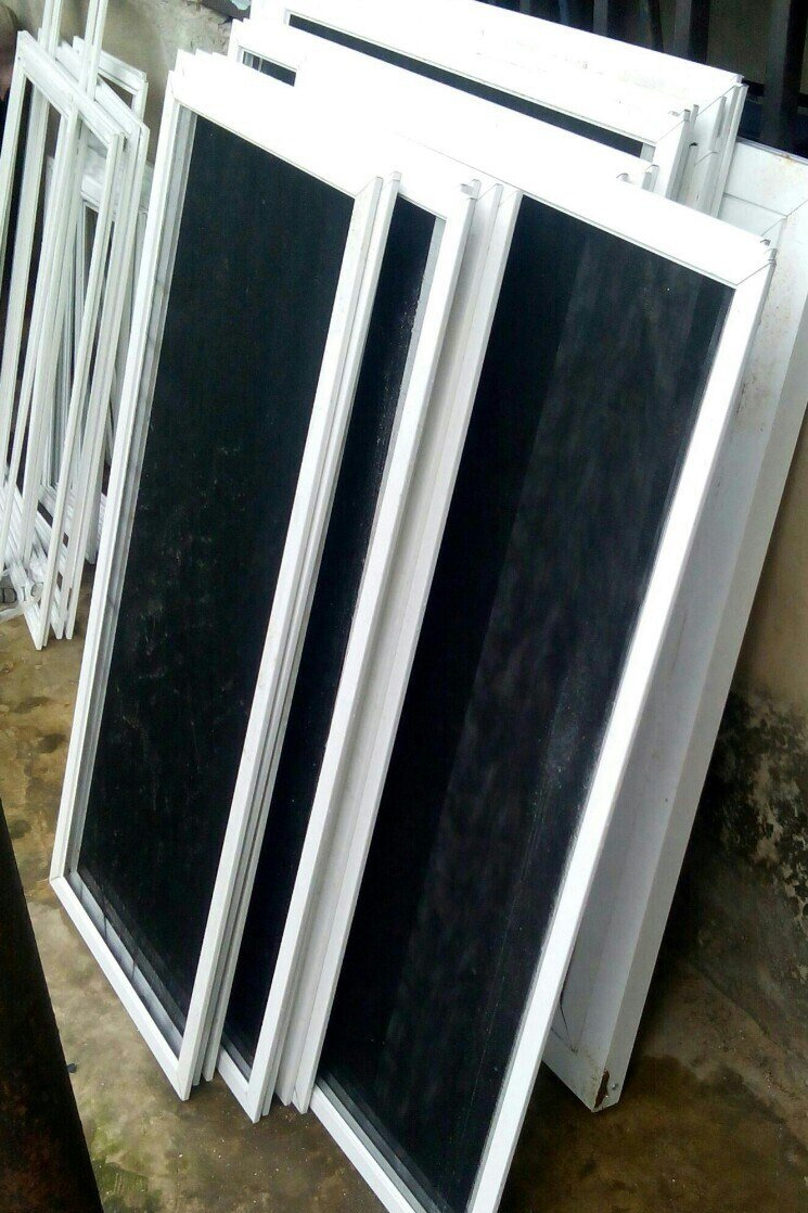 Best Professional Aluminum Windows Burglary Proof Works With Pictures