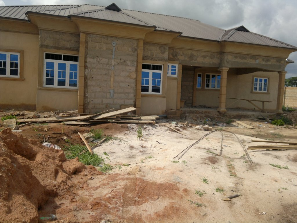Best Cost Of Building A 5 Bedroom Bungalow In Benin City With Pictures