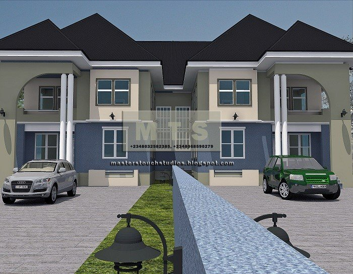 Best Architectural Designs For Nairalanders Who Want To Build Properties 14 Nigeria With Pictures