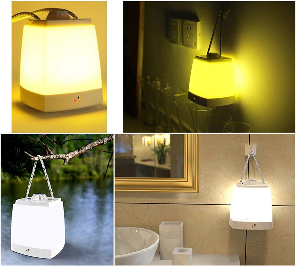 Best Portable Led Bedside Lamp Dimmable Bedroom Lamp Night With Pictures
