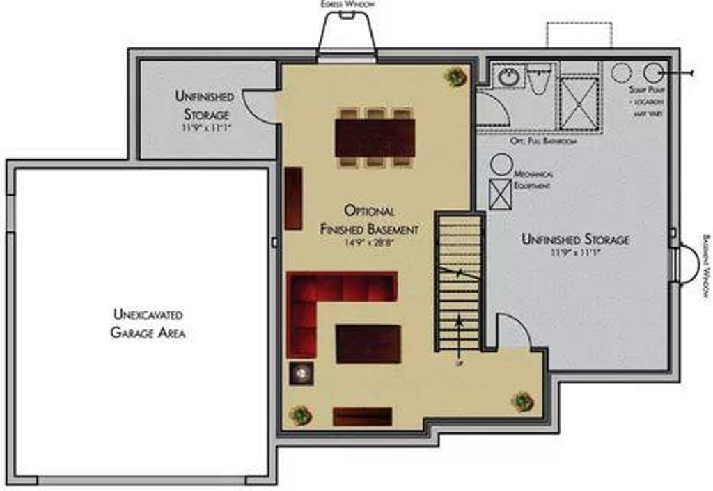 Best 4 Bedroom Ranch House Plans With Walkout Basement 28 Home With Pictures