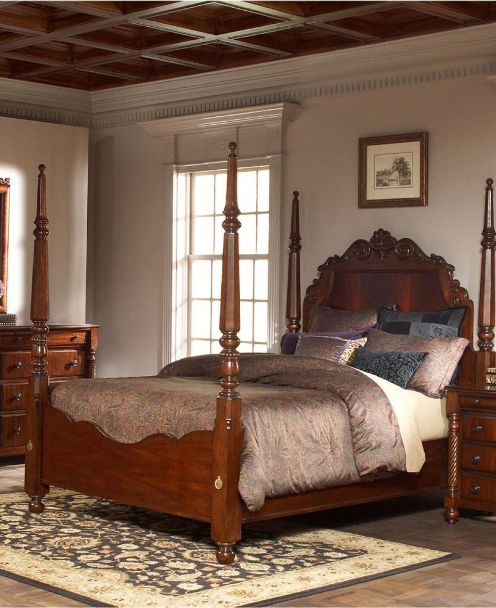 Best Vikingwaterford Com Page 166 Magnificent Blue Twin Comforter Sets With Taupe Crytal Tufting With Pictures