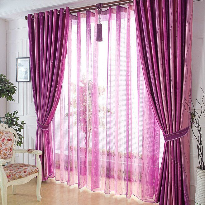 Best Sale Bright Purple Geometrical Printed Bedroom Discount With Pictures