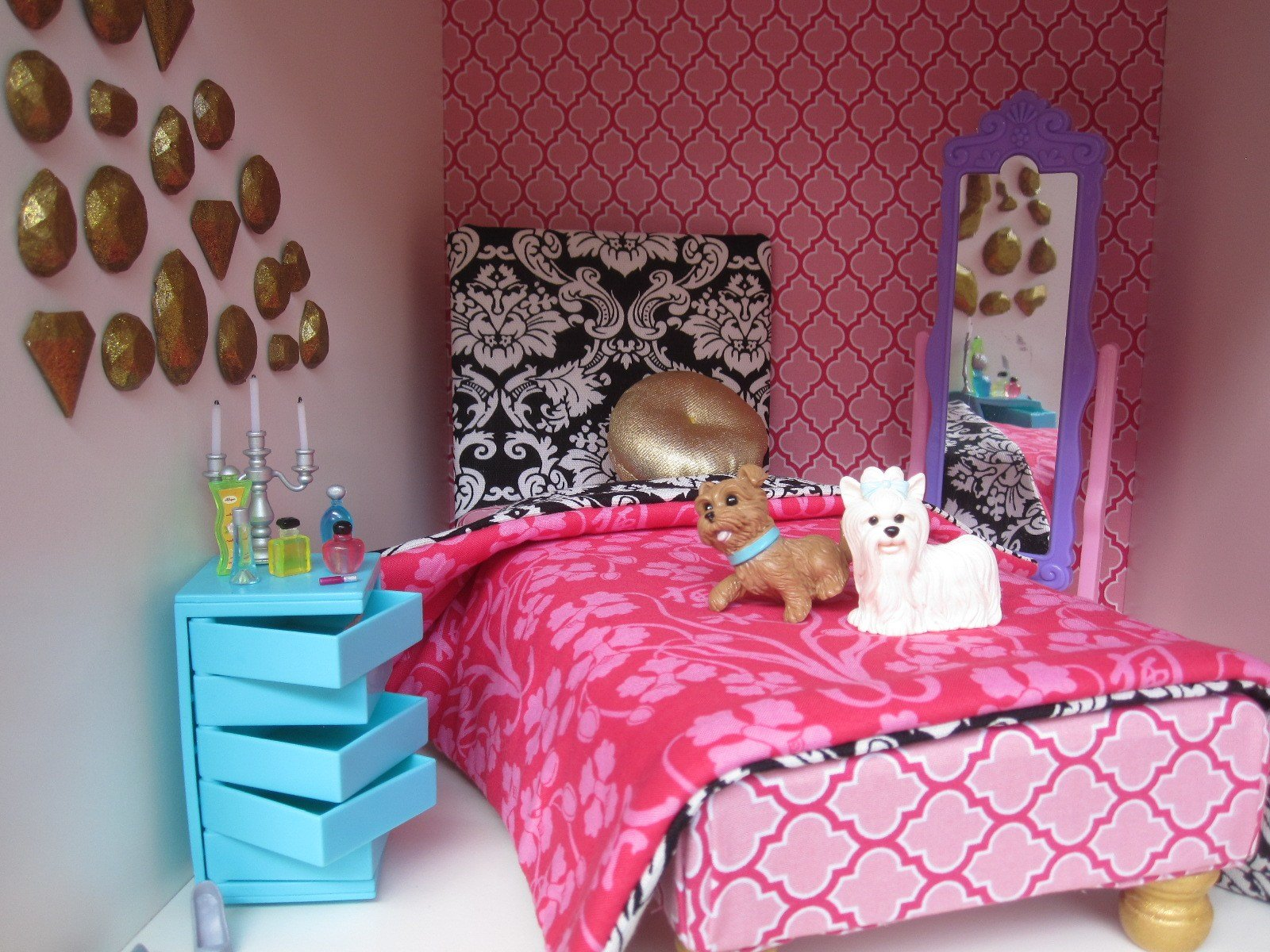 Best Diy Dollhouse From An Ikea Bookshelf Cathie Filian Steve Piacenza With Pictures