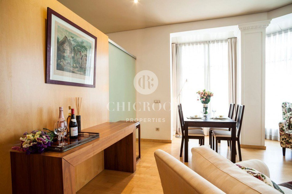 Best Furnished 1 Bedroom Apartment For Rent Sant Gervasi With Pictures Original 1024 x 768