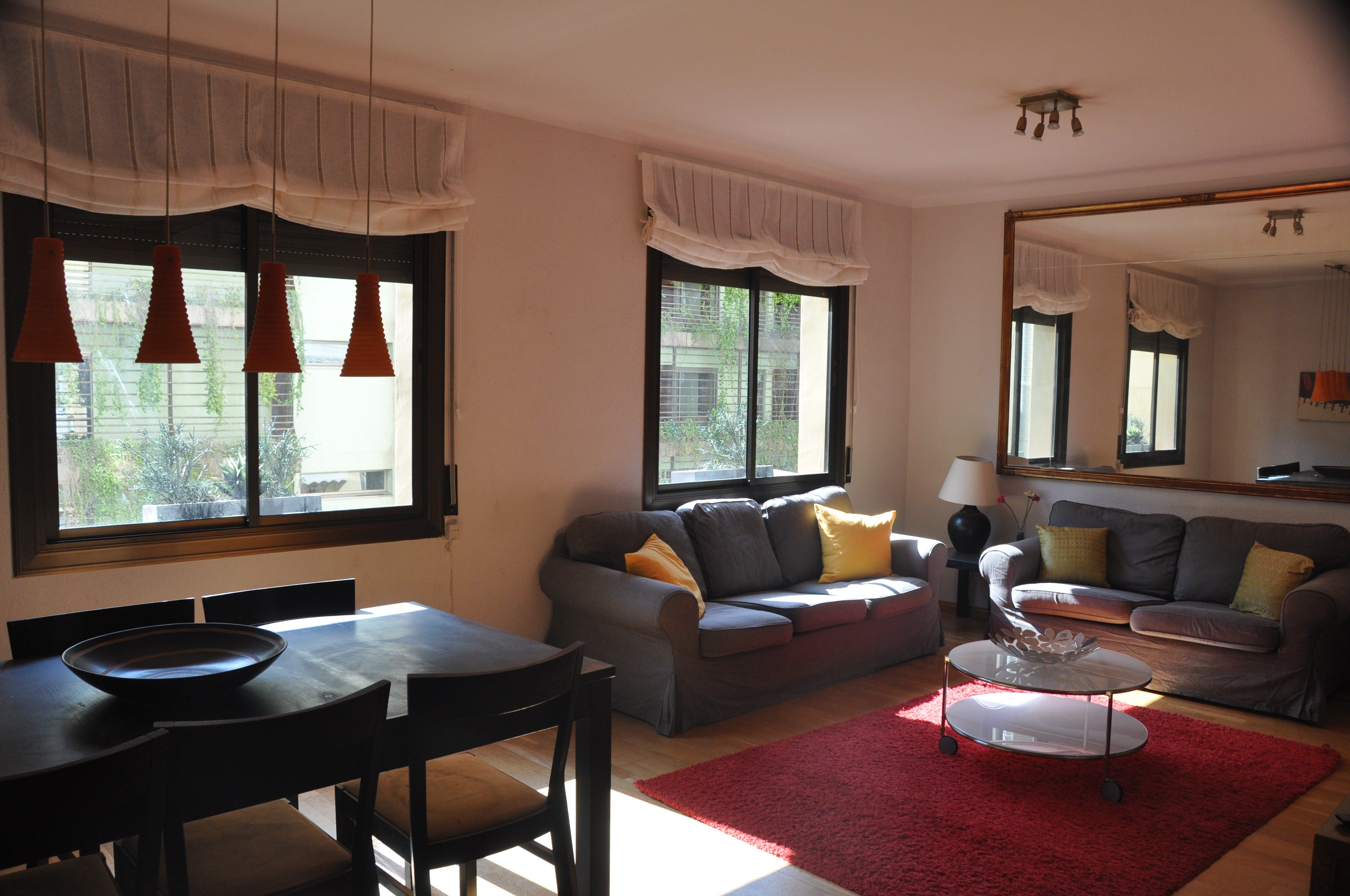 Best Furnished 3 Bedroom Apartment For Rent In Paseo De Gracia With Pictures