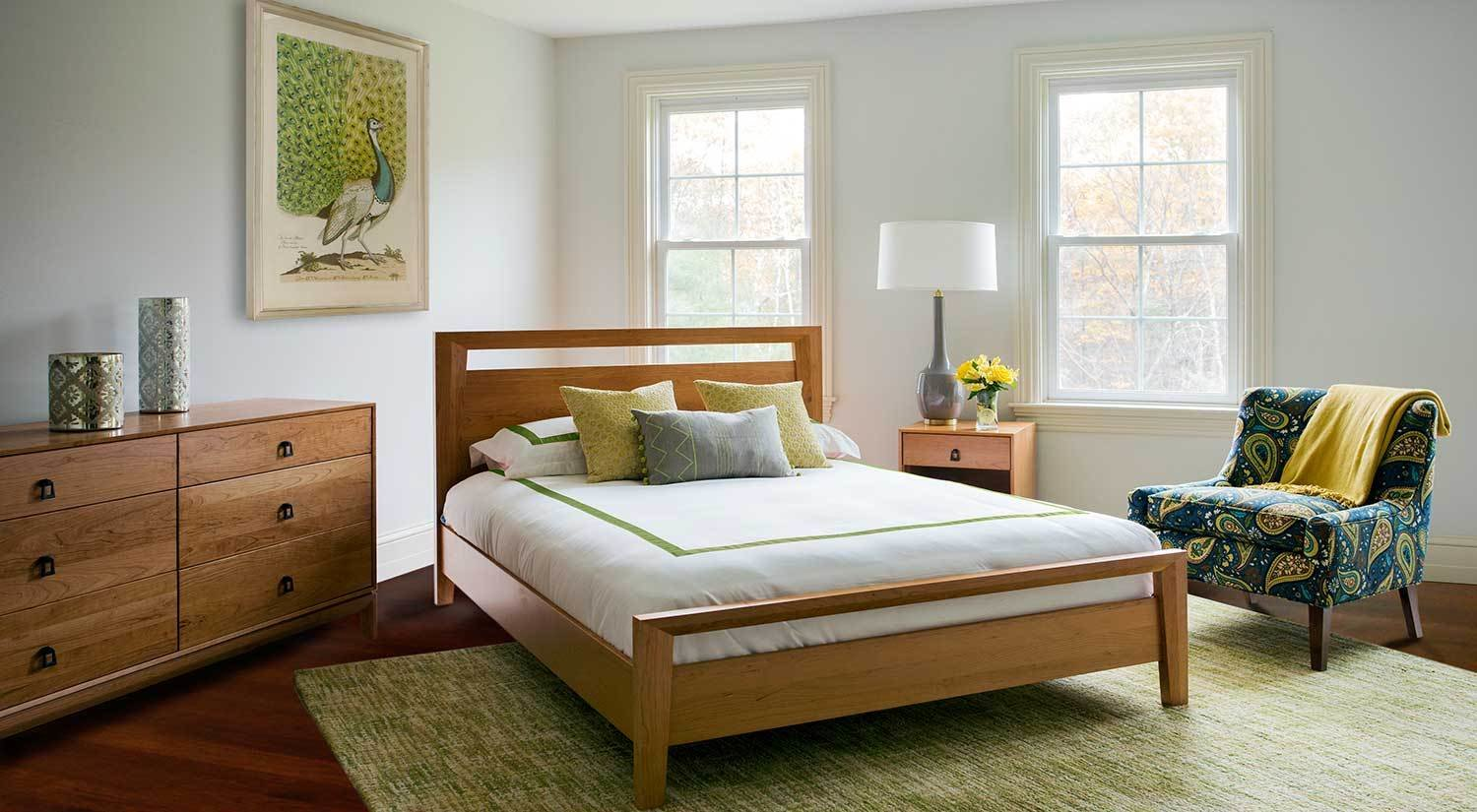 Best Circle Furniture Mansfield Bed Bedroom Furniture Ma With Pictures