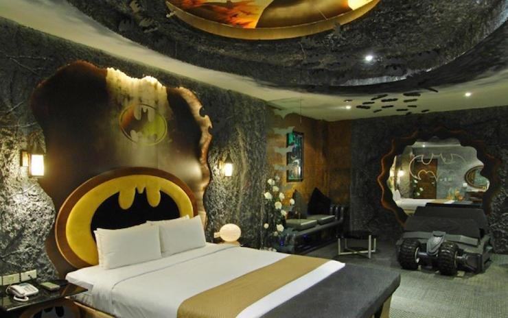 Best 7 Ways To Make Your House Into An Effing Diy Bat Cave With Pictures