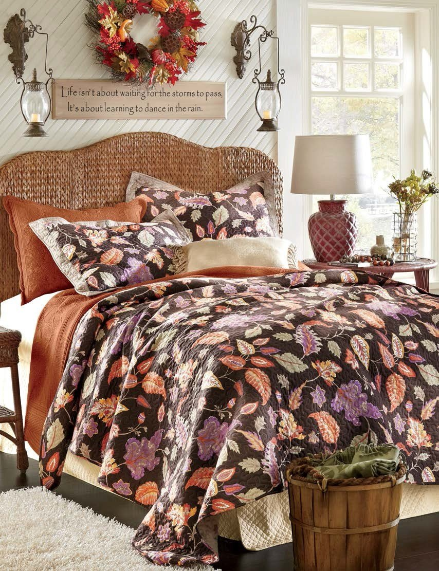 Best Bedroom Decorating Ideas For Fall With Pictures