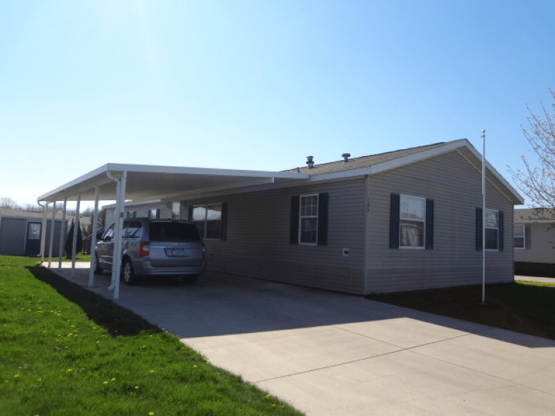 Best Manufactured Homes 4 Bedroom Michigan Mobile Homes For With Pictures