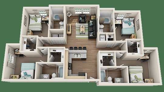 Best Home Orion On Orpington Apartments Orlando With Pictures