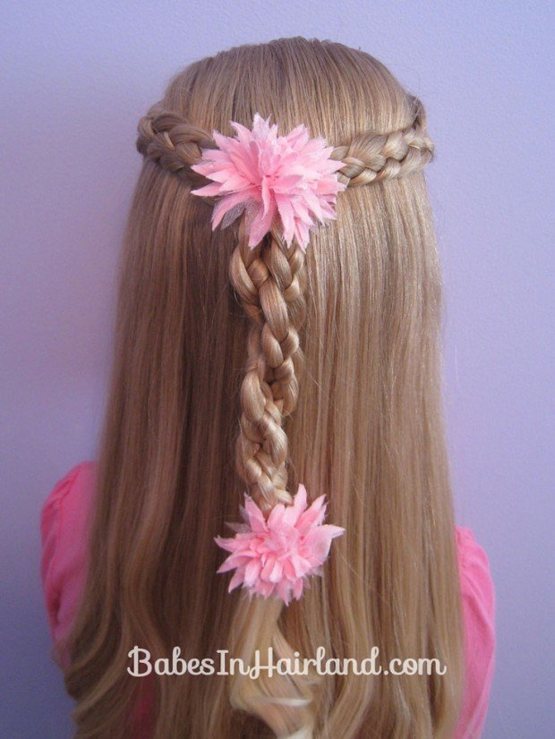 Free 25 Creative Hairstyle Ideas For Little Girls Style Wallpaper