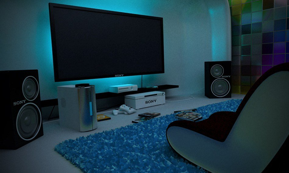 Best 15 Awesome Video Game Room Design Ideas You Must See With Pictures