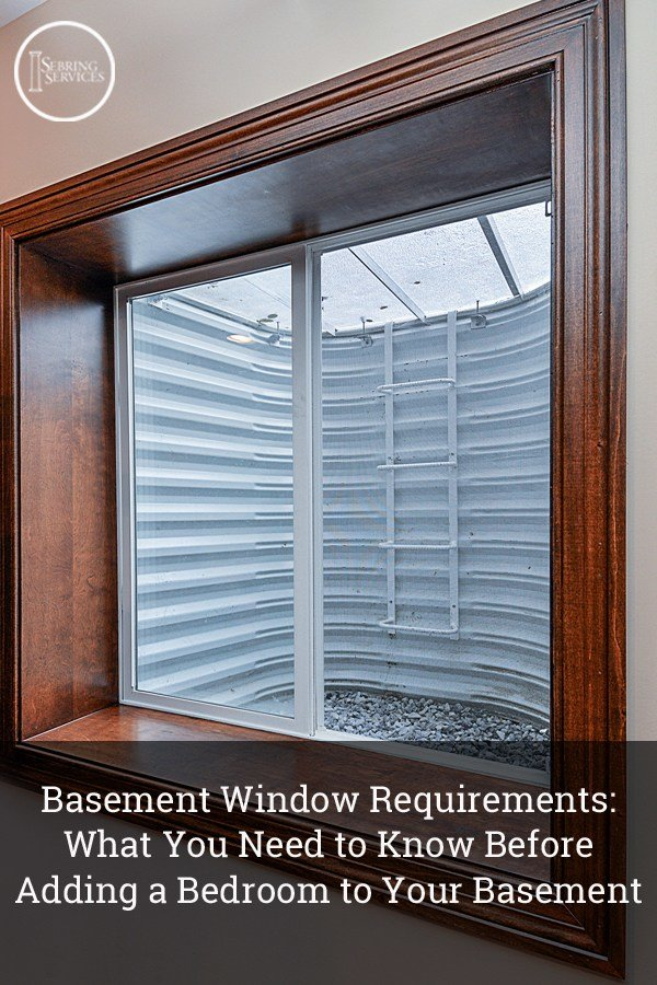 Best Basement Window Requirements What You Need To Know Before With Pictures