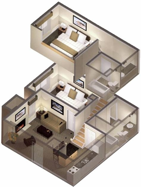 Best Studio 2 Bedroom Apartment Floor Plans In Salt Lake City Ut Seven65 Lofts With Pictures