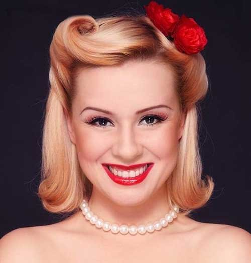 Free 50S Hairstyles For Short Hair The Best Short Hairstyles Wallpaper