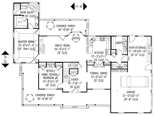 Best 9 Bedroom House Plans Smalltowndjs Com With Pictures