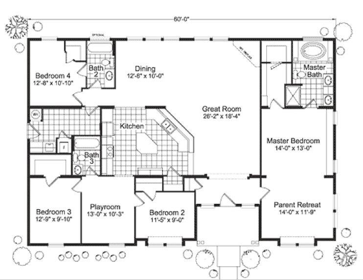 Best Modular House Plans Smalltowndjs Com With Pictures