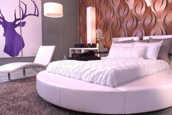Best Bed Headboard And Background Design Ideas With Pictures