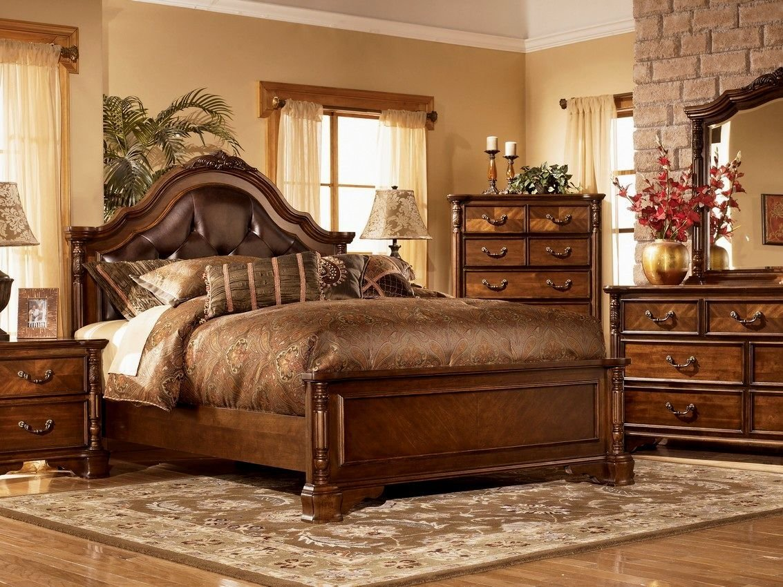 Best Awesome Bedroom Sets At Ashley Furniture Decoration With Pictures