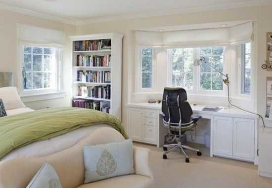 Best 20 Beautiful Bedrooms With Bay Windows With Pictures