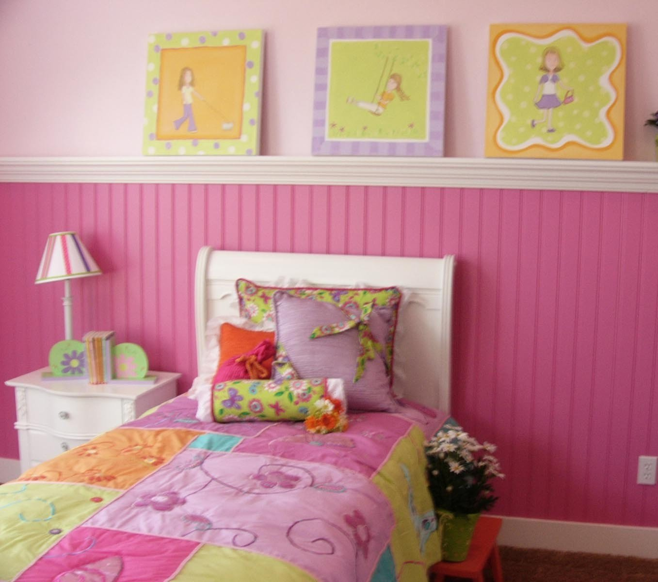 Best Como Decorar El Cuarto De Una Niña 1001 Ideas Hoy Lowcost With Pictures