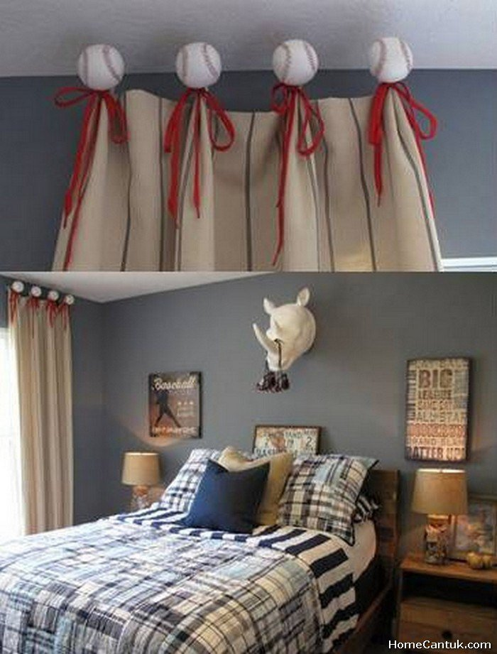 Best 60 Boys Baseball Themed Bedroom Ideas Homecantuk Com With Pictures