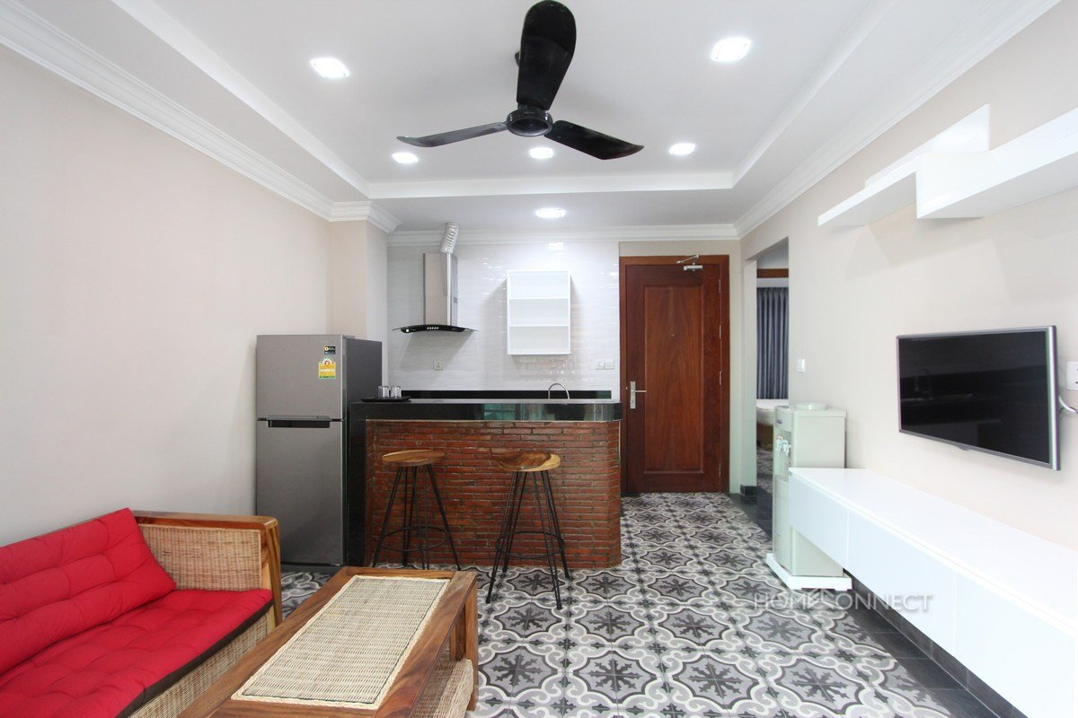 Best Modern 2 Bedroom 2 Bathroom Apartment For Rent In Daun Penh Phnom Penh Apartments Villas With Pictures