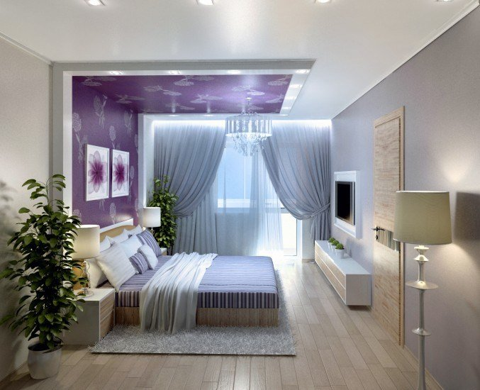 Best Vibrant Colors In Your Bedroom Home Designing With Pictures