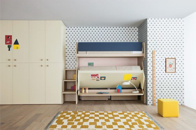 Best Modular Bedroom Furniture For Kids Hawk Haven With Pictures