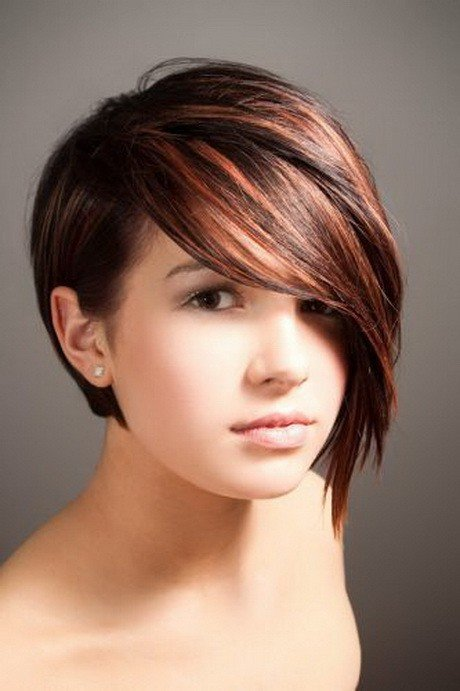 Free 49 Delightful Short Hairstyles For T**N Girls Wallpaper